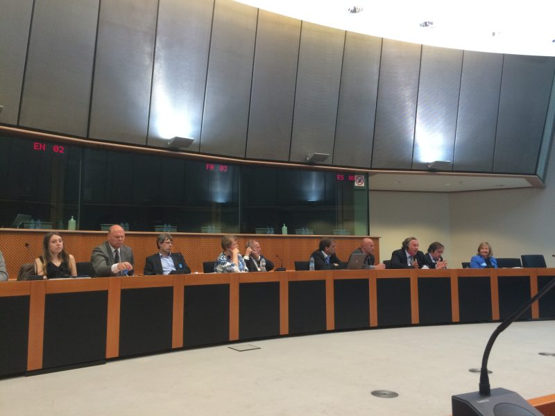European Biosafety Summit, 3 June 2015, European Parliament, Brussels
